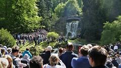 Watergame III (marcostetter) Tags: nature landscape wilhelmshöhe kassel unesco waterfall