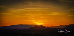 Sedona Sunset (jbalfus) Tags: sedona sonya9 golf