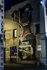Lamb of God Graffiti, Gent, Belgium (IFM Photographic) Tags: img2083a canon 600d ef2470mmf28lusm ef 2470mm f28l usm lseries ghent gent gand flemishregion régionflamande vlaamsgewest eastflanders flandreorientale ostflandern oostvlaanderen flanders flandre flandern vlaanderen belgium belgië belgique belgien night mural streetart graffiti lambofgod predikherenlei