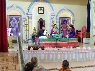 Other activities at Mangalore on Aradhana Mahotsava