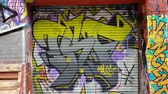 Malice: TSF... (colourourcity) Tags: streetart streetartnow graffiti burncity awesome colourourcity nofilters melbourne streetartaustralia malice malse tsf cls gbs rollerdoors crewies