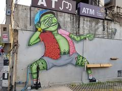 Street art, Chiang Mai (AN07) Tags: thailand streetart