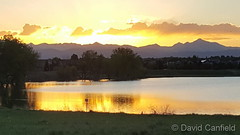 May 16, 2018 - A gorgeous sunset in Broomfield. (David Canfield)