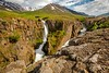 Waterfall in Eyjafjordur Iceland (Einar Schioth) Tags: water waterfall walley eyjafjordur sky summer sunshine sun day canon clouds cloud coast cliff canyon vividstriking nationalgeographic ngc nature mountains mountain landscape lake photo picture outdoor iceland ísland einarschioth