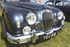 1959 Jaguar 3.8 Litre MK1 Saloon. (Yesteryear-Automotive) Tags: lucas spot lamp light chrome bumper jaguar 38 litre mk1 saloon h4 halogen headlamp