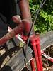 Humber fiets Doorn (willemalink) Tags: humber fiets doorn