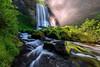 Let It Shine. Let It Shine. Let It Shine... (jordannek) Tags: jordan ek photography oregon waterfall light beam shine let it green moss pnw columbia river gorge