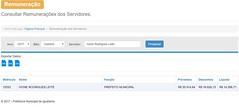 Portal da Transparência mostra que salário da prefeita de Iguatama dobrou de valor (portalminas) Tags: portal da transparência mostra que salário prefeita de iguatama dobrou valor