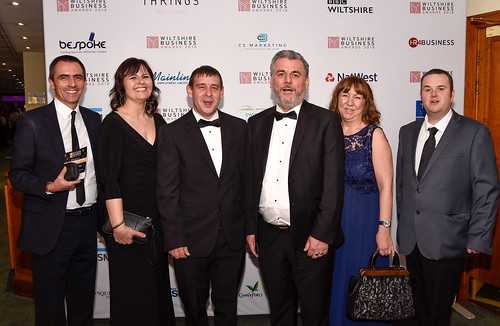 Wiltshire Business Awards 2018 ARRIVALS - GP1284-20
