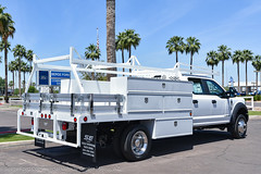 18P093_W4H 6.7L Diesel Scelzi Super Contractor-14 (seanmnaz) Tags: commercialtruck ford fseries servicebody superduty utilitybody worktruck f450 scelzi contractor body for sale flatbed