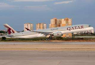 A7-ANA  Qatar Airways Airbus A350-1041