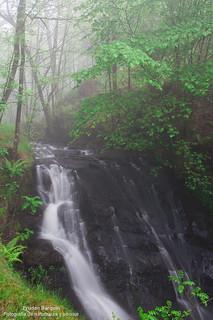 Cascada en Belaustegi