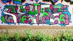 OLDENBURG - BRIDGE GALLERY / bridges near the city center - Brücken in Innenstadtnähe / Graffiti, street art - 72nd picture (tusuwe.groeber) Tags: projekt project lovelycity graffiti germany deutschland lowersaxony oldenburg streetart niedersachsen city stadt farbig farben favorit colourful colour sony sonyphotographing nex7 bunt red rot art gebäude building gelb grün green yellow abs psk bridgegallery bridge bridges brücke brücken brückenkunst präventionsrat marschweg westfalendamm niedersachsendamm cloppenburgerstrase botanischergarten carlvonossietzkyuniversität altefleiwa