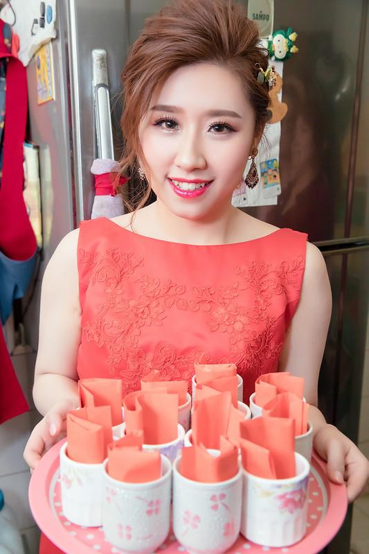 婚禮攝影 [ 昀茱❤韋呈] 文定之囍@屏東自宅
