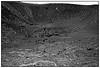 circular thinking (Alexandre Dulaunoy) Tags: bw sicilia noiretblanc noirblanc volcano nb nature traces blackwhite monochrome sicile landscape