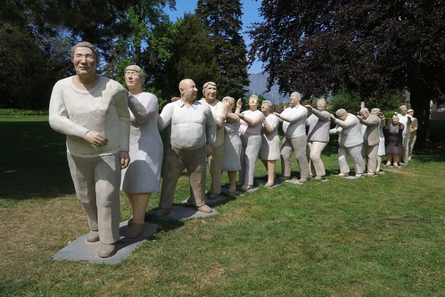 Bad Ragaz - Triennial Sculpture Festival