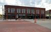 Parker–Kessler Block — Albion, Michigan (Pythaglio) Tags: calhouncounty michigan albion twostory brick commercial historic storefronts 1900 parker kessler