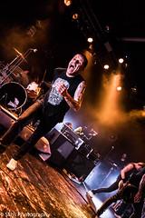 Donots @ Sbäm Fest 2 (Andreas Wörister) Tags: concertphotography concert konzert subtext donots nofunatall propagandhi turbobier schlachthof wels stockkampf venerea astpai