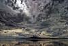 great salt lake utah2 (photoautomotive) Tags: utah unitedstates usa american america water lake saltlake salt saltwater salty clouds mountains reflection canon 10d