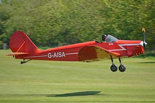 Tipsy Trainer 1 - G-AISA (1947)