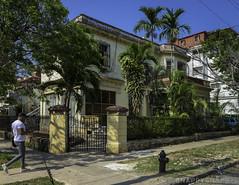 House in Vedado, Havana (Snappy_Snaps) Tags: cuba havana caribbean vedado neighbourhood havanacuba