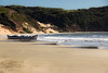 A good time to relax. (Larissa Cadorin) Tags: boat boats beach praia bay