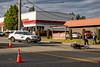 Washington State Patrol On Scene of Vehicle vs Motorcycle Crash 05/16/18 (andrewkim101) Tags: bothell wa snohomish county washington state patrol wsp ford police interceptor utility suv