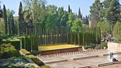 DSCF5527h Generalife, Alhambra, Granada (Thomas The Baguette) Tags: granada spain granadaspain espagne espana alhambra nesrid nesridpalace patiodelosleones lionfountain comares moorish fountains architecture gardens machuca alcazaba