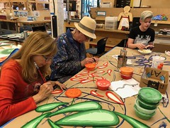Creating the Art Float - Tam Makers - April 2018 - Photo - 46