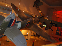 ChicSciMus_022_Spitfire (AgentADQ) Tags: museum science industry chicago illinois 2018 airplane aviation plane transportation gallery supermarine spitfire british fighter