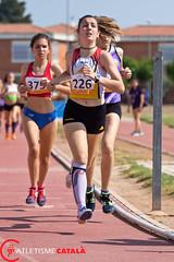 _POU2035 (catalatletisme) Tags: 300mtanques atletisme laura amposta cadet control fca juvenil pista pou
