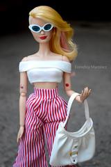 (blakmoon) Tags: fashiondoll streetstyle erendiramartinezphoto barbie barbiedoll barbielagirl barbiefashionista dolls beauty fashion