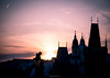 The end of days (S. Varkuti) Tags: 2018 charlesbridge czechrepublic karlsbrücke minoltaaf28135mmf445 prag prague sonnenuntergang sony sonya7ii sunset tschechien