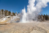 Grand Geyser eruption opening day 2018 (YellowstoneNPS) Tags: grandgeyser uppergeyserbasin ynp yellowstone yellowstonenationalpark construction geyser spring