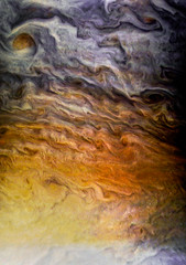 Jupiter - PJ7-54 (Kevin M. Gill) Tags: jupiter perijove7 juno junocam planetary science astronomy space