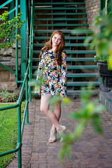 Welna (Wildeye Photography) Tags: model portrait beauty young redhair