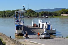 Vác (Magyarország) - A Duna partján (At the Donau) - 1 (Björn_Roose) Tags: björnroose bjornroose vác magyarország hungary hongarije hongrie ungarn boat boot veerboot donau danube duna