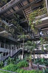 2018-04-FL-183654 (acme london) Tags: barcelona bridges corridor fira hotel jeannouvel landscape renaissancehotelfira spain staircase