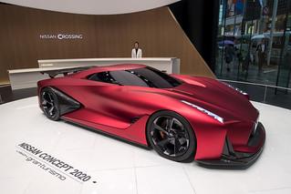 Nissan Concept Car, Ginza, Tokyo