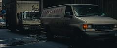 Dark Alley (AAcerbo) Tags: 241 widescreen cinematic manhattan newyorkcity nyc chinatown truck grim alley