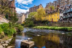 Dean Village, Edinburgh (@bill_11) Tags: edinburgh scotland unitedkingdom gb stockbridge deanvillage