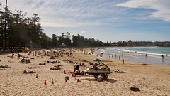 Manly beach (Val in Sydney) Tags: manly beach plage nsw australie australia