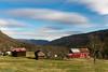 Long exposure (Tõnno Paju) Tags: longexposure norway stabbur sky clouds house countryside landscape mountains nikon sigma