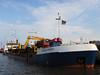 Zeezand Express (IMO 8302739) (Parchimer) Tags: saugbagger laderaumsaugbagger dredger hopperdredger mukran schiff ship rügen vorpommern
