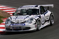 Steve Clark - Team RPM - Porsche GT3 Cup (Boris1964) Tags: 2005 porschecarreracupgb brandshatch