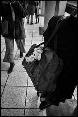 Nagatacho Station, Metro, Tōkyō (GioMagPhotographer) Tags: tōkyōto ricohgr metrostation metro japonica kid peopledetail platform japanproject japan detail subway tokyo tkyto underground