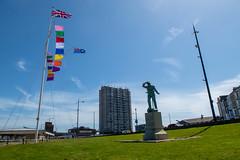 Nayland Rock Flags (@bill_11) Tags: england isleofthanet kent margate places unitedkingdom gb
