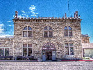Boise Idaho - Old Idaho Penitentiary State - Administration Building
