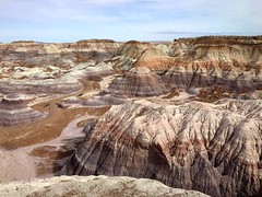Painted Desert (PeterCH51) Tags: usa arizona petrifiedforest petrifiedforestnationalpark nationalpark painted desert coloured landscape scenery iphone peterch51