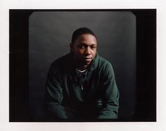 Edison (joelbrendenphotography) Tags: portrait strobe buffalostate buffstate photography mamiya rz rz67 sekor 150 fujifilm fp100c integral instant